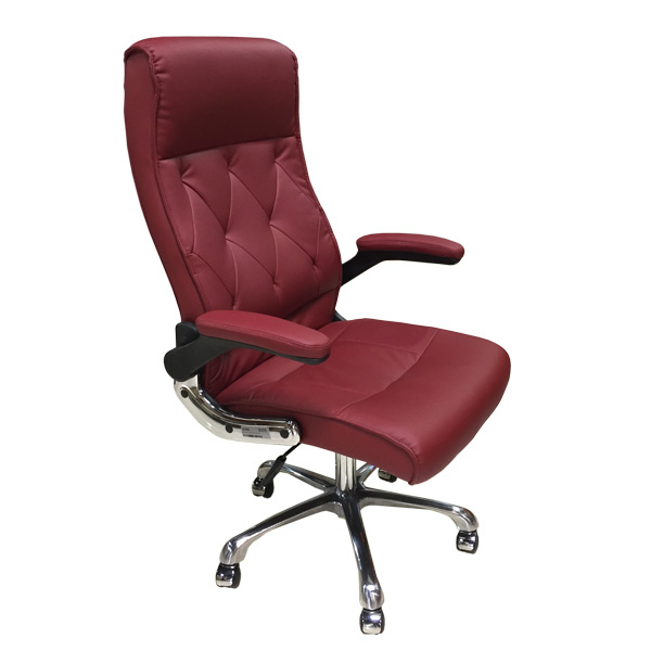 Guest Chair GC006 - Burgundy